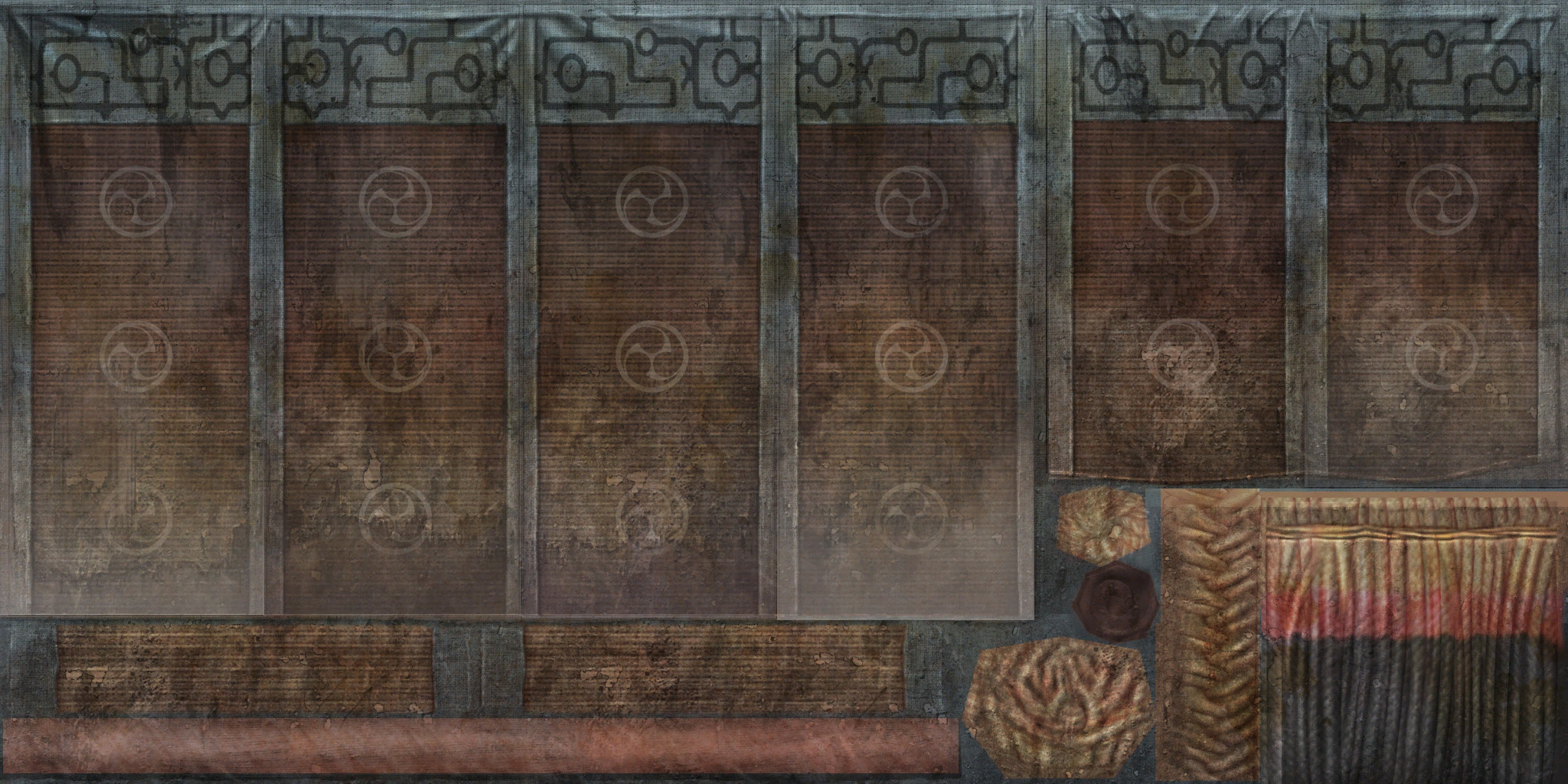 A Gallery Of Tomb Raiders Textures
